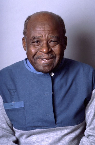 Henry Townsend left home at 9 to escape his abusive father. He settled in St. Louis, where he devoted himself to learning the guitar and piano. In the 1960s, he became popular in Europe and appeared in several British documentaries on the blues. 1985 National Heritage Fellowship Ceremonies, courtesy National Endowment for the Arts