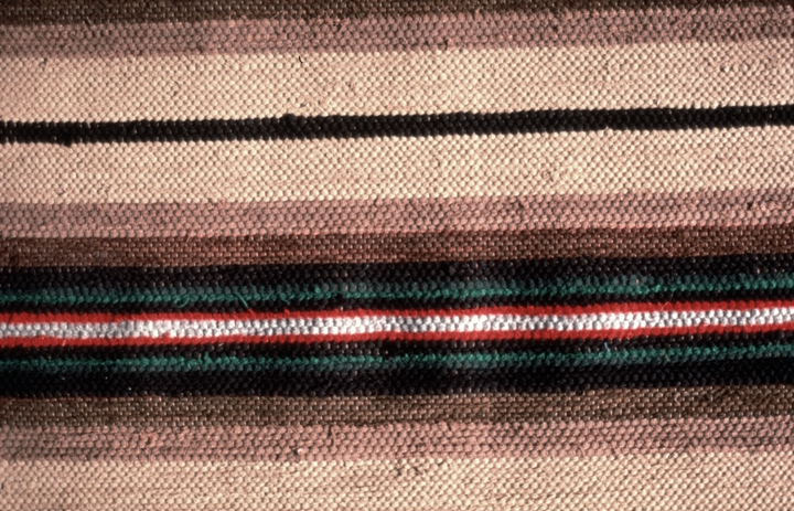 New carpet/old style (detail) by Dorothy Trumpold, East Amana, Iowa, courtesy National Endowment for the Arts