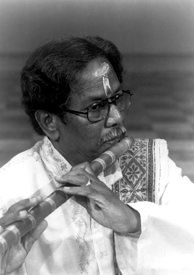 T. Viswanathan, photograph by Nancy Walz, courtesy National Endowment for the Arts