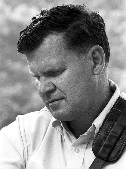 Doc Watson at the 1968 Philadelphia Folk Festival. Photograph by Diana Davies, courtesy Ralph Rinzler Folklife Archives and Collections, Center for Folklife and Cultural Heritage, Smithsonian Institution