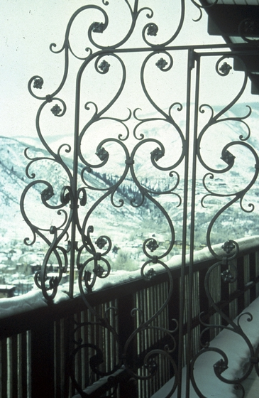 Ironwork by Francis Whitaker