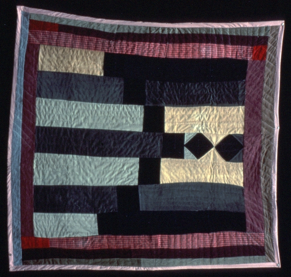 Quilt by Arbie Williams, courtesy National Endowment for the Arts