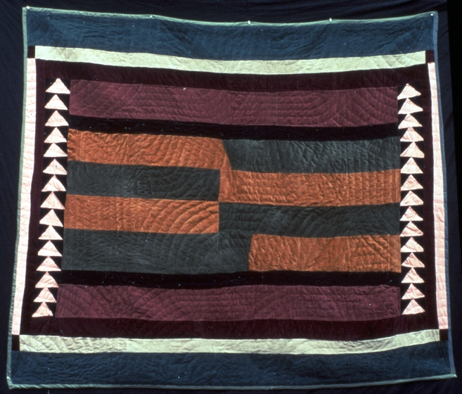 'The Geese' quilt by Arbie Williams, courtesy National Endowment for the Arts