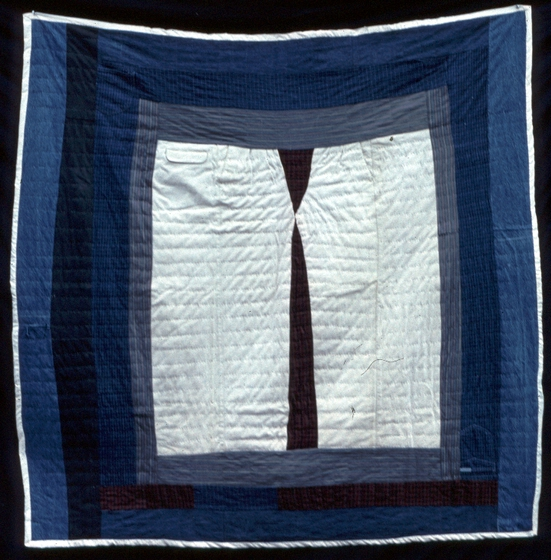Quilt by Arbie Williams, 1991, courtesy National Endowment for the Arts