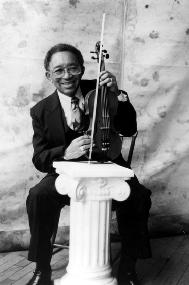 Claude Williams, courtesy National Endowment for the Arts