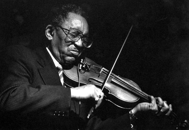 Claude Williams, 1993, photograph by Jack Vartoogian