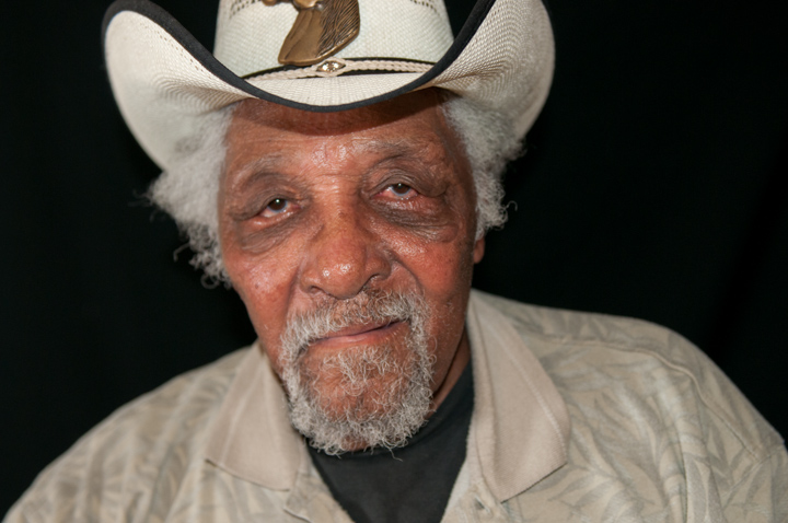 Warner Williams, 2011, photograph by Alan Govenar