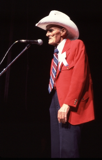 Nimrod Workman, 1986 National Heritage Fellowship Concert, courtesy National Endowment for the Arts