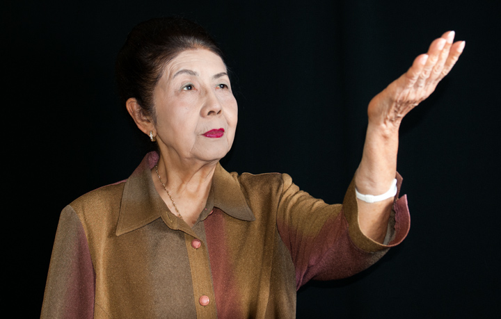 Lynne Yoshiko Nakasone, Washington, D.C., 2012, Photograph by Alan Govenar