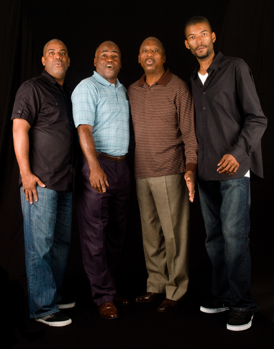 The Paschall Brothers, Washington, D.C., 2012, photograph by Alan Govenar