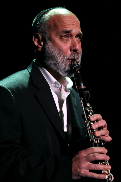 Andy Statman performing at the 2012 National Heritage Fellowship Concert, Washington, D.C., photograph by Michael G. Stewart