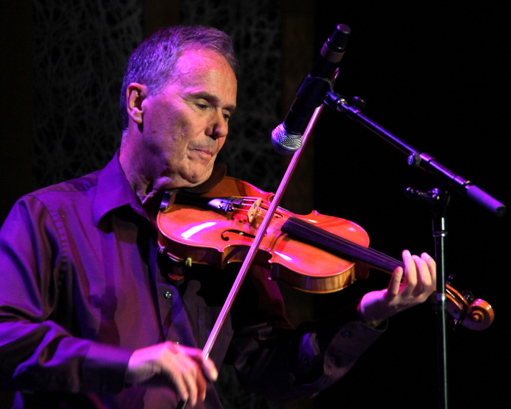 Séamus Connolly performing at the 2013 National Heritage Fellowship Concert, Washington, D.C., photograph by Michael G. Stewart
