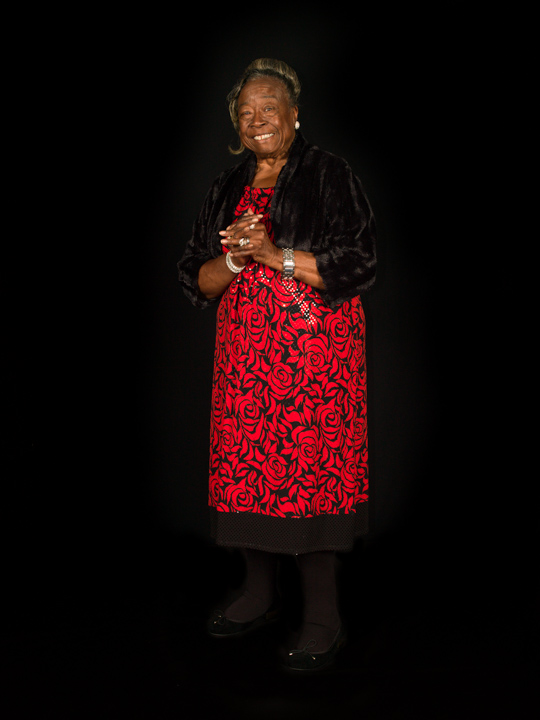 Carol Fran, Washington, D.C., 2013, photograph by Alan Govenar