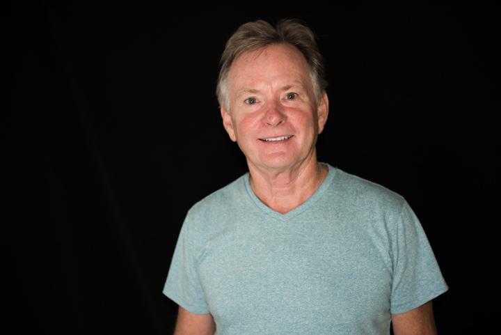 Kevin Doyle, Rosslyn, VA, 2014, photograph by Alan Govenar