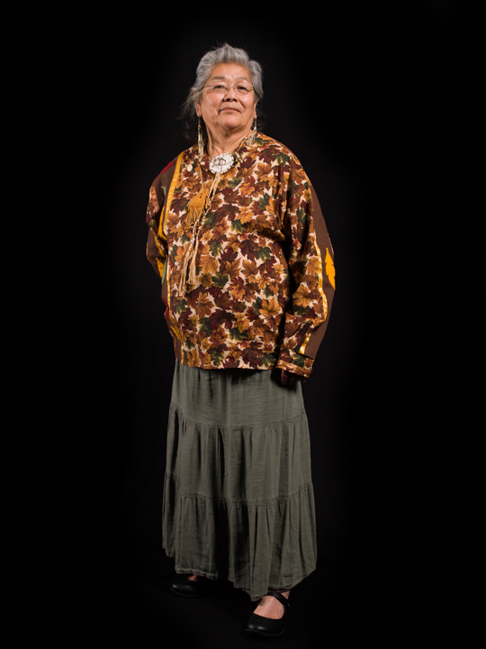 Yvonne Walker Keshick, Washington, D.C., 2014, photograph by Alan Govenar