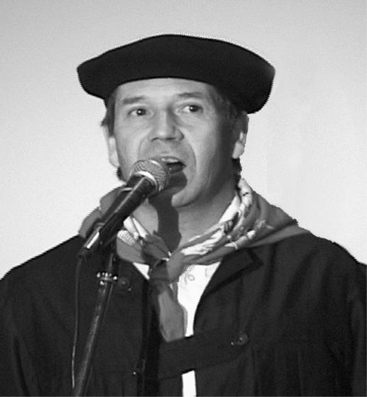 Martin Goicoechea, photograph by Jean Paul Barthe, courtesy National Endowment for the Arts