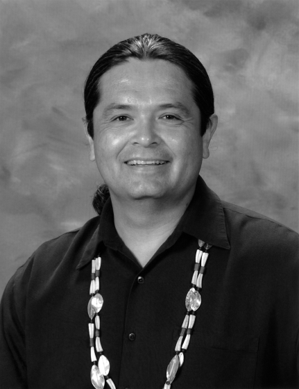 "Loren Bommelyn says his work in practicing and teaching the traditions of the Tolowa people has borne fruit in freeing young people of the pressure to assimilate that he faced growing up: ""They don't have to deal with those issues because we worked so doggone hard to try to change that."" Courtesy National Endowment for the Arts"
