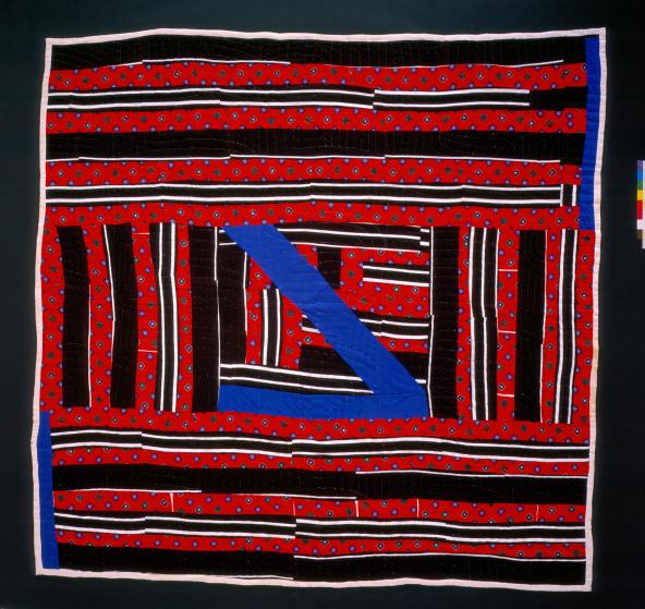 Laverne Brackens, 'Peace Quilt,' photograph by Eli Leon, courtesy National Endowment for the Arts