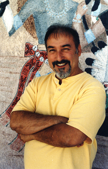 Charles Carrillo, photograph by Awalt/Rhetts, courtesy of LPD Press and <www.nmsantos.com>.