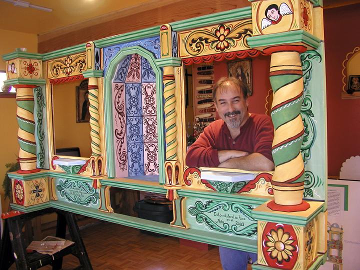 Charles Carrillo, photograph by Awalt/Rhetts, courtesy LPD Press and <www.nmsantos.com>