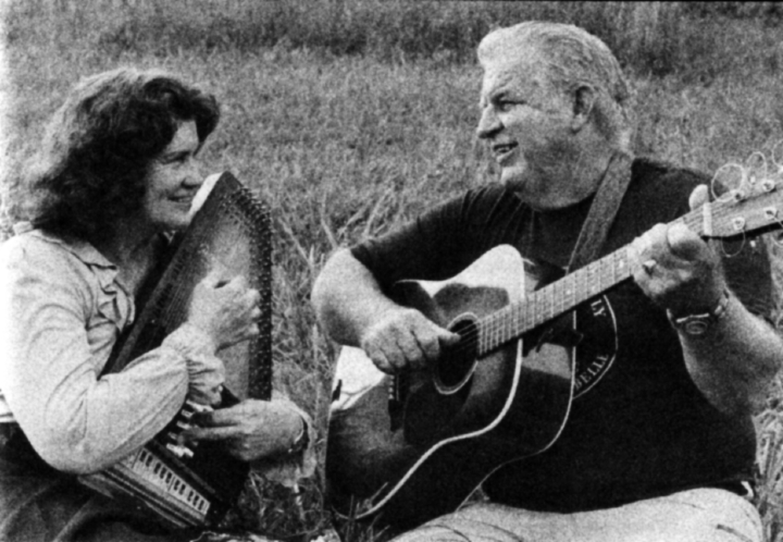 Janette Carter (left), courtesy National Endowment for the Arts