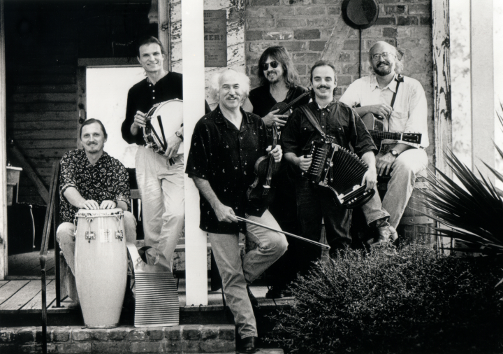 Michael Doucet and Beausoleil, photograph  by Rick Olivier, courtesy National Endowment for the Arts