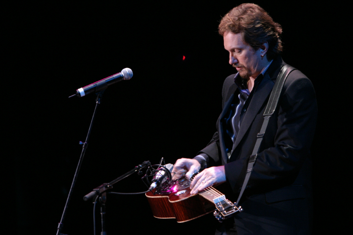 Jerry Douglas, 2004 National Heritage Fellowship Concert, Washington, D.C., photograph by Michael G. Stewart, courtesy National Endowment for the Arts