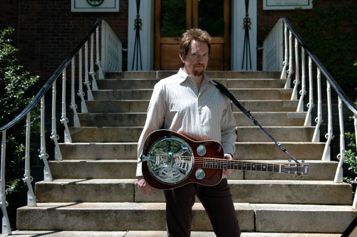 Jerry Douglas publicity photo, courtesy Jerry Douglas  