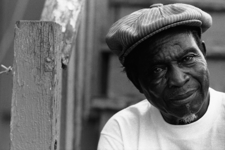 David 'Honeyboy' Edwards, courtesy National Endowment for the Arts