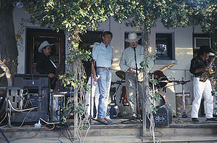 Jim Griffith, Tucson Meet Yourself festival, Tucson, Arizona, courtesy National Endowment for the Arts