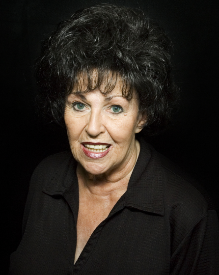 Wanda Jackson was among the creators of rockabilly music in the 1950s and succeeded in what was largely an all-male club. She later moved on to country and gospel, and continues to perform and record, singing with youthful verve and raw sexual energy. Arlington, Virginia, 2005, photograph by Alan Govenar