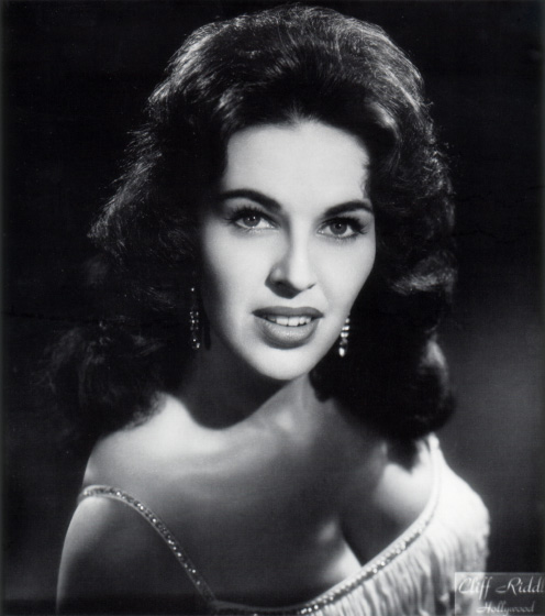 Wanda Jackson press photo, 1959, courtesy Wanda Jackson