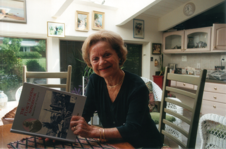 Flory Jagoda, photograph by Sam Backman, courtesy Flory Jagoda  