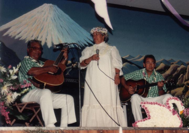Raymond Kane (left), Fort Deli, 1988, courtesy Raymond Kane