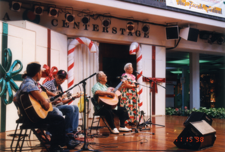 Raymond Kane (center), November 1998, courtesy Raymond Kane