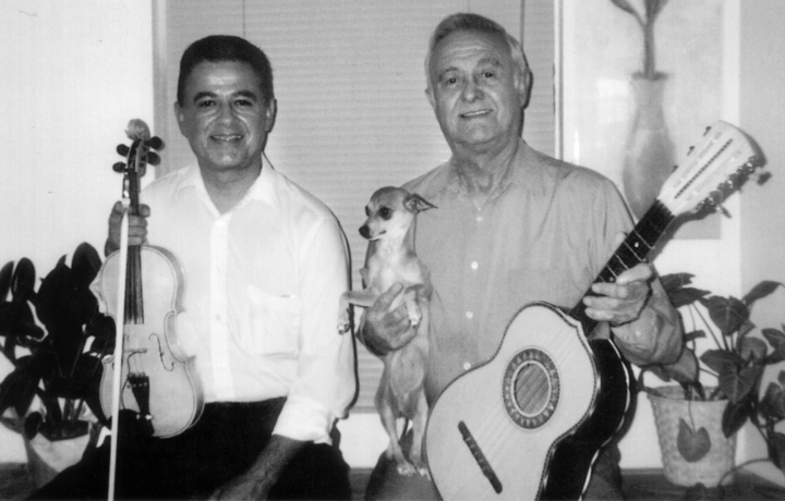 Roberto and Lorenzo Martinez, courtesy National Endowment for the Arts