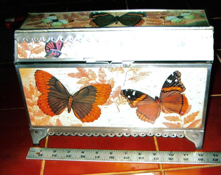 Butterfly Box by Emilio and Senaida Romero, courtesy Marie Cash