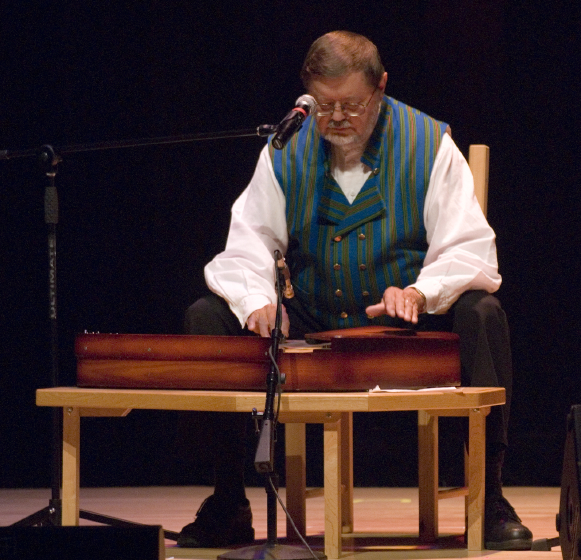 Wilho Saari, 2006 National Heritage Fellowship Concert, Strathmore Music Center, Bethesda, Maryland, photograph by Alan Hatchett