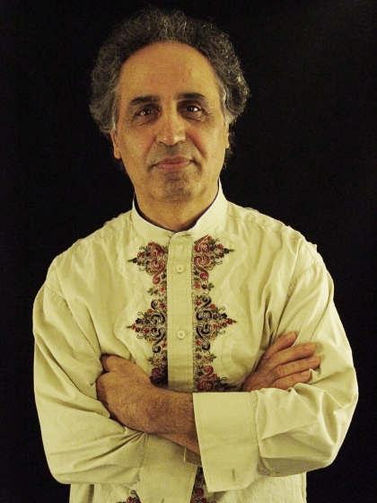 Manoochehr Sadeghi, Arlington, Virginia, 2003, photograph by Alan Govenar