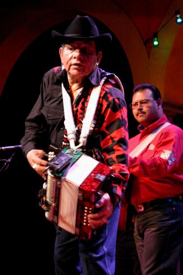 Domingo 'Mingo' Saldivar, photograph by Michael G. Stewart