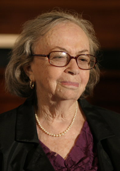 Beyle Schaechter-Gottesman, photograph by Bob Burgess, courtesy National Endowment for the Arts