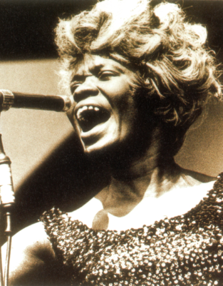 Koko Taylor, courtesy National Endowment for the Arts