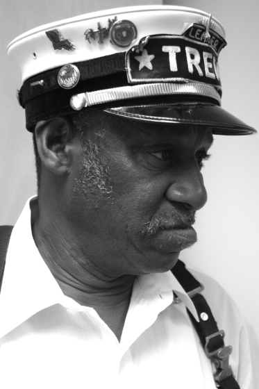 Benny Jones Sr., photograph by Michael G. Stewart