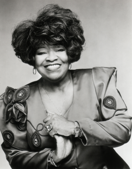 Albertina Walker, courtesy National Endowment for the Arts